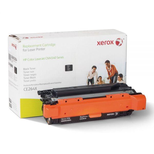 Xerox Remanufactured HP CE264X High-Yield Toner Cartridge