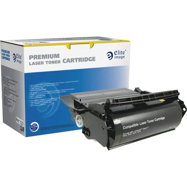 Elite Image Remanufactured Lexmark 12A5845 High Yield Toner Cartridge