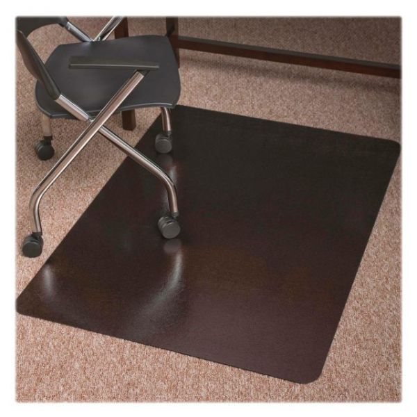 ES Robbins Design Series Laminate Metallic Bronze Chair Mat