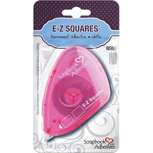 Scrapbook Adhesives E-Z Square Tabs