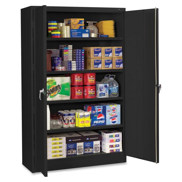 Tennsco Assembled Jumbo Steel Storage Cabinet