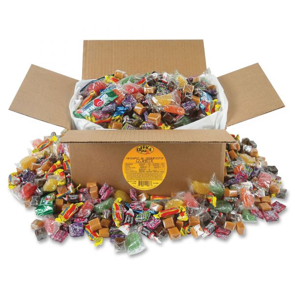 Office Snax Soft Chewy Assorted Candy Mix