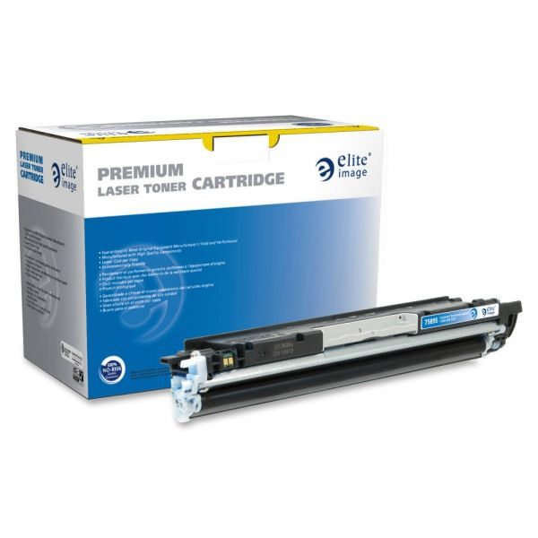 Elite Image Remanufactured Toner Cartridge Alternative For HP 126A (CE311A)