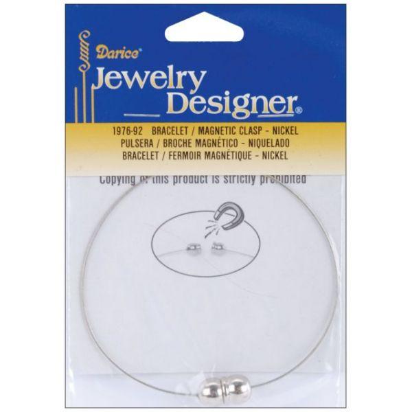 """Magnetic Clasp Bracelet 8"""""""