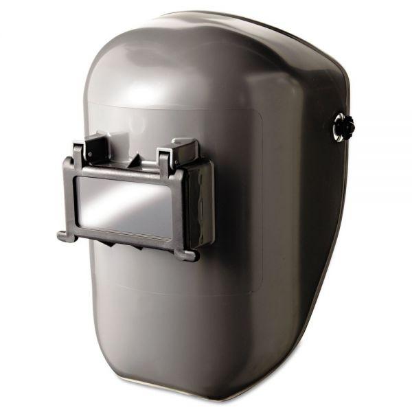 Fibre-Metal by Honeywell Welding Helmet Shell, Gray, 4001 Mounting Cup