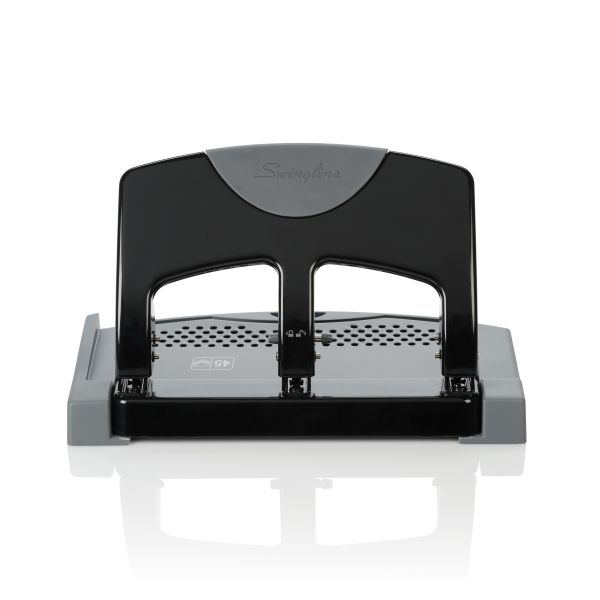 Swingline SmartTouch Three-Hole Punch
