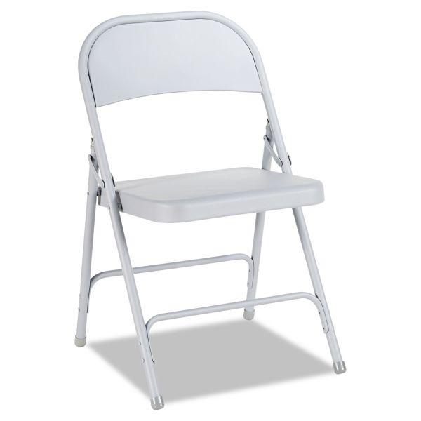 Alera Steel Folding Chairs