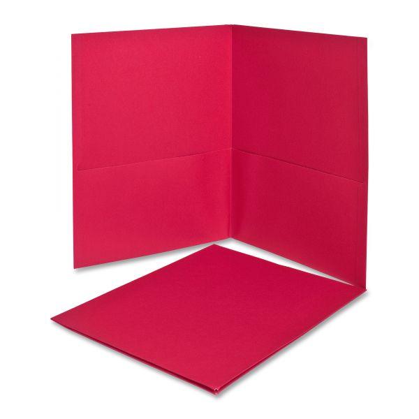 Esselte Two Pocket Folders