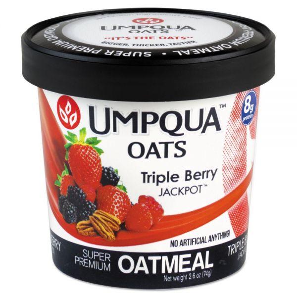 Umpqua Oats Super Premium Jackpot Oatmeal