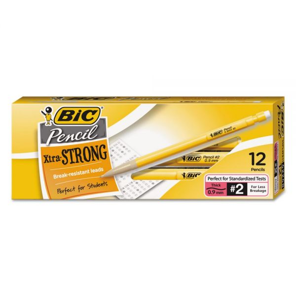 BIC Xtra-Strong 0.9 Mechanical Pencils