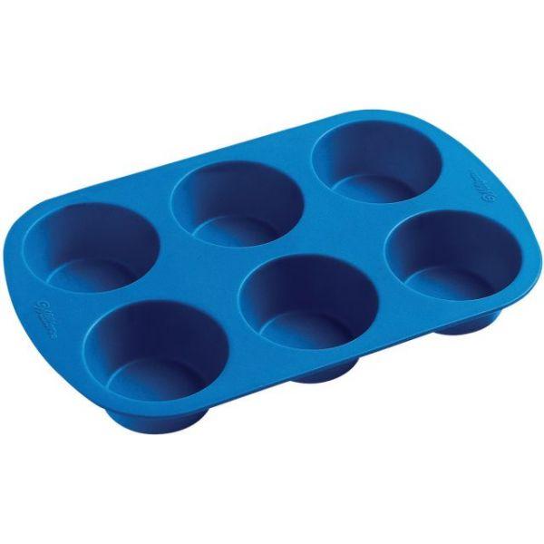 Wilton Easy-Flex Silicone Muffin Pan