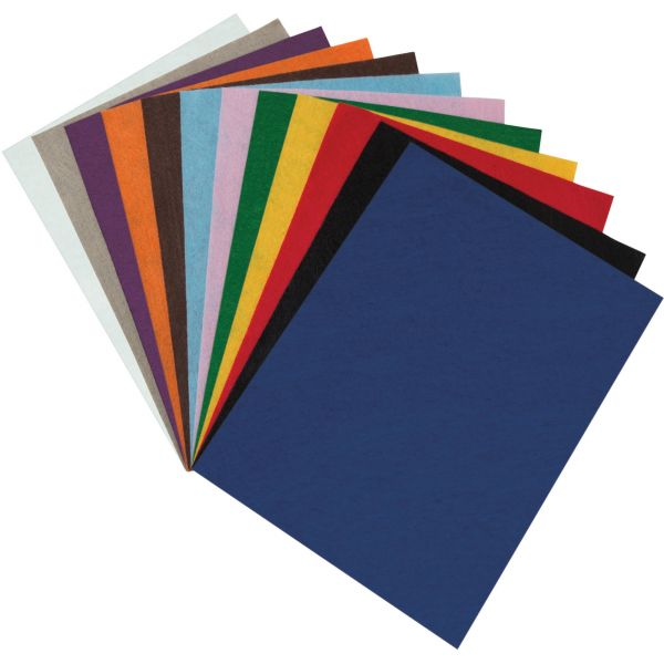 Chenille Kraft Felt Sheet Pack