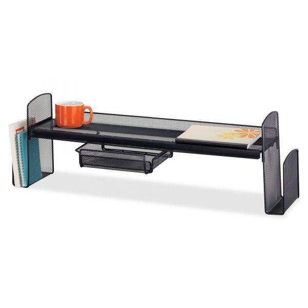 Safco Onyx Steel Mesh Off-Surface Shelf