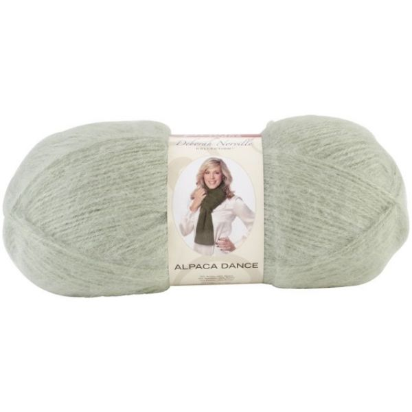 Deborah Norville Collection Alpaca Dance Yarn - Dusty Green