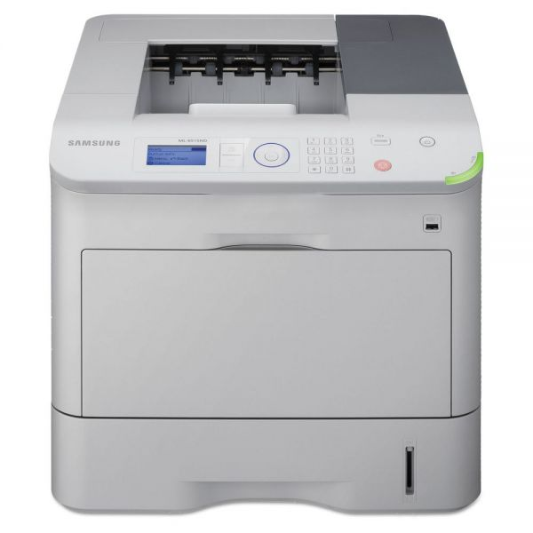 Samsung ML-6500 Series Mono Laser Printer, 600 MHz Dual Core