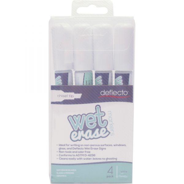 deflecto Liquid Chalk Markers