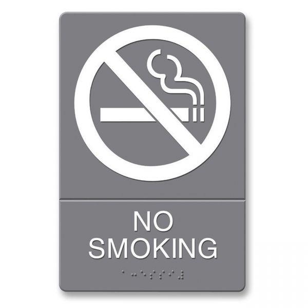 "Headline Signs ""No Smoking"" Sign"