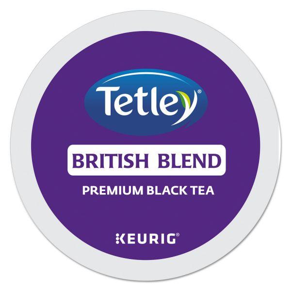 Tetley British Blend Tea K-Cups