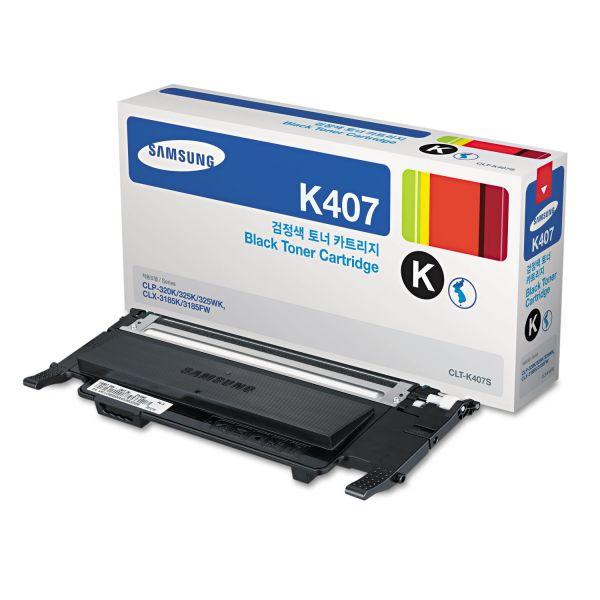 Samsung K407 Black Toner Cartridge