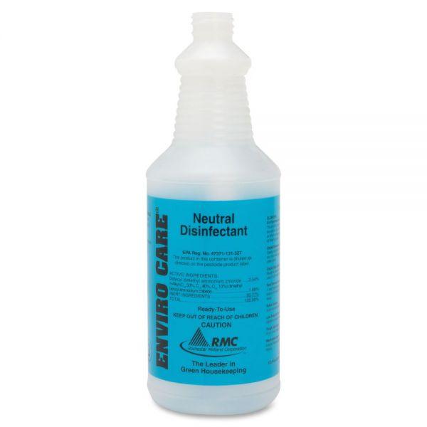 RMC Neutral Disinfectant Spray Bottles