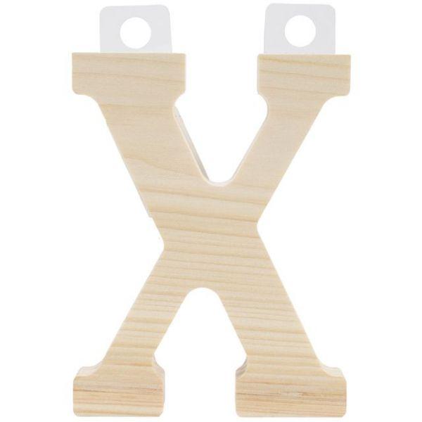 "Wood Letter 5"""