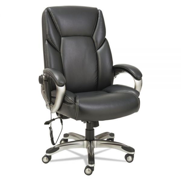 Alera Shiatsu Leather Massage Chair