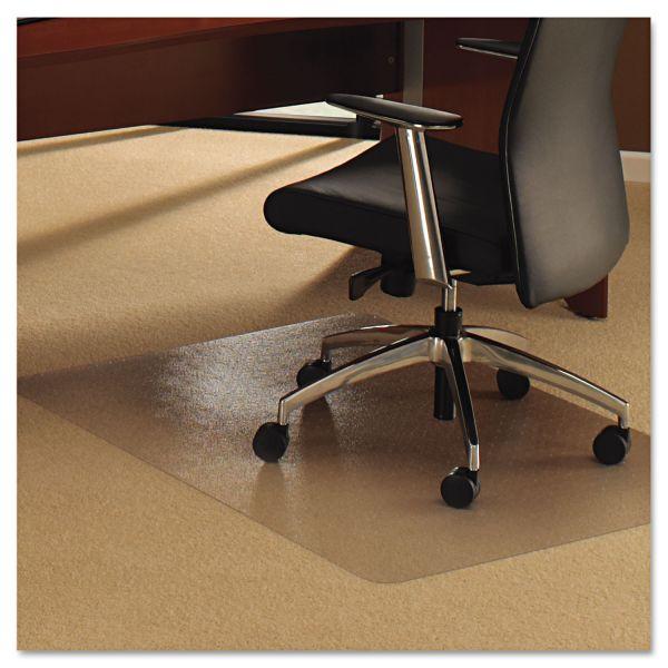 Cleartex Rectangular High Pile Chair Mat