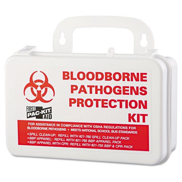 Pac-Kit Safety Eq. Bloodborne Pathogens Kit