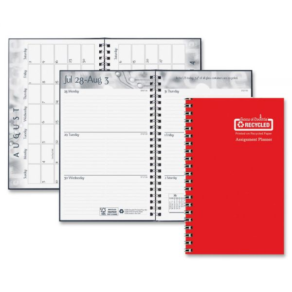 House of Doolittle 274 Weekly/Monthly Student Planner