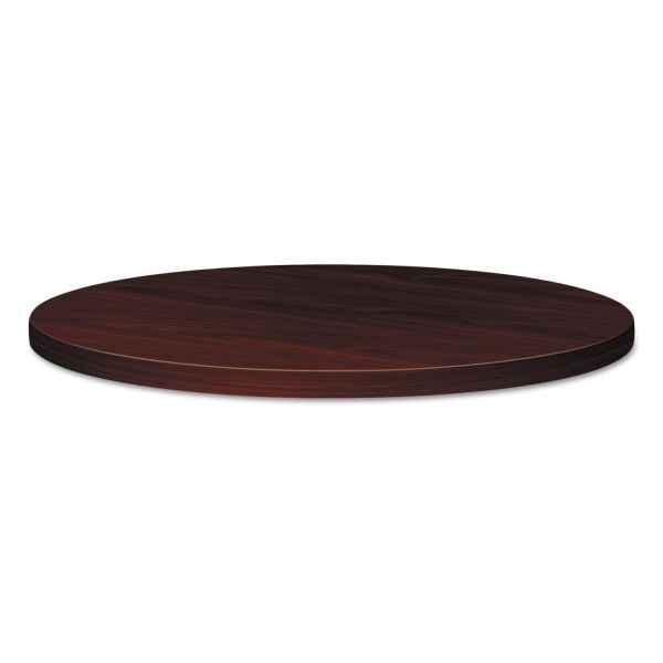 "HON Preside Laminate Round Top | 42""D"