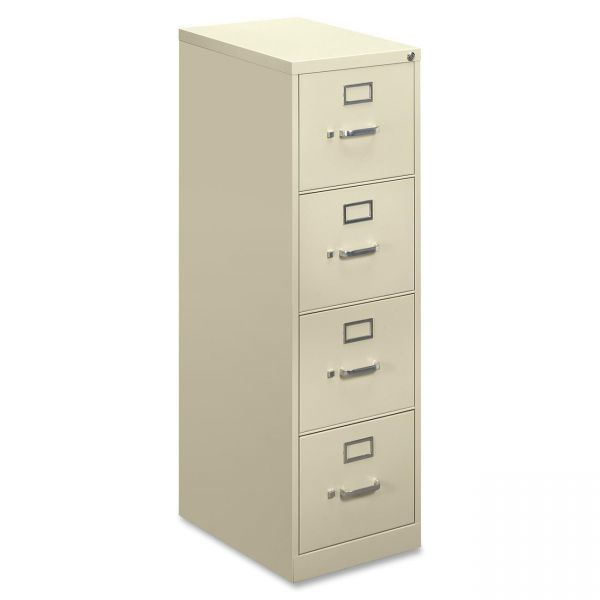 "HON basyx by HON H410 Series Vertical File | 4 Drawers | Letter Width | 22""D"