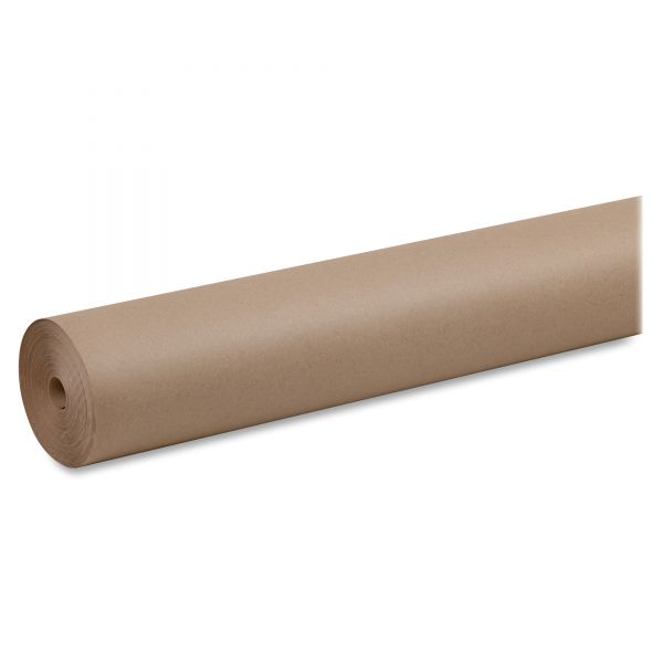 "Pacon Kraft Wrapping Paper, 48""w, 200'l, Natural"