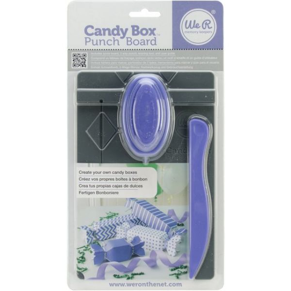 Candy Box Punch Board