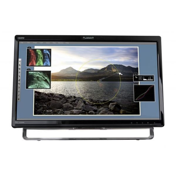 """Planar PXL2430MW 24"""" LED LCD Touchscreen Monitor - 16:9 - 5 ms"""