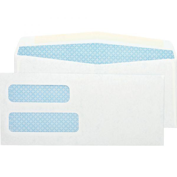Sparco Double Window Envelopes