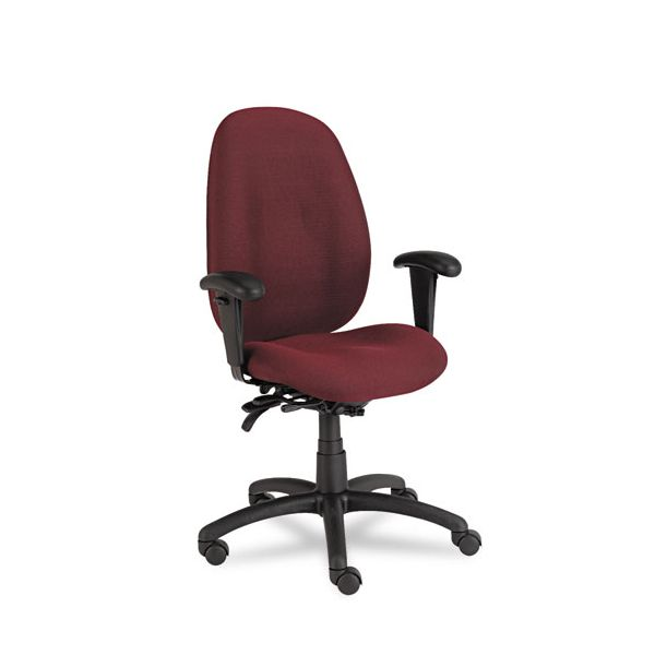 Global Malaga Series High-Back Multi-Tilter Office Chair