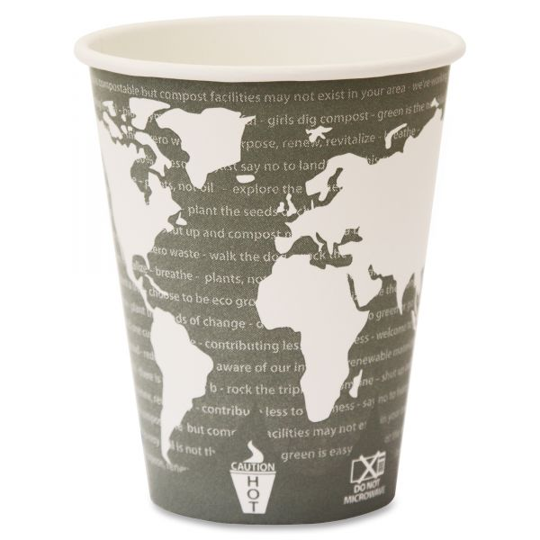 Eco-Products 12 oz Paper Coffee Cups