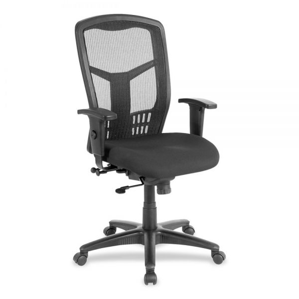 Lorell High-Back Executive Mesh Office Chair