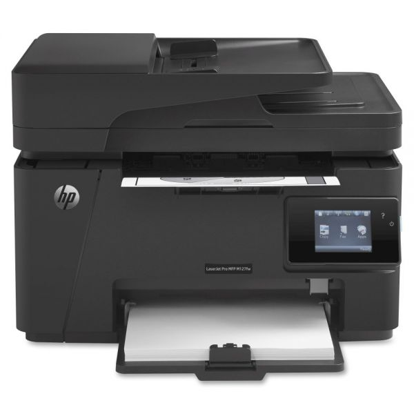 HP LaserJet Pro MFP M127fw Wi-Fi Multifunction Laser Printer