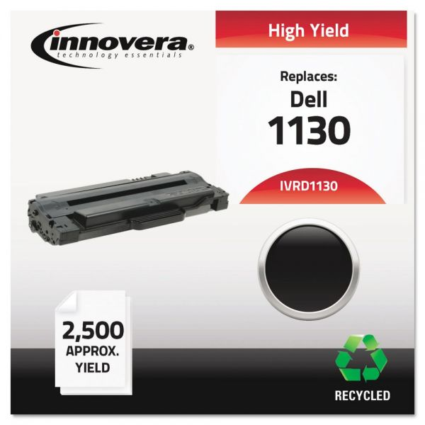 Innovera Remanufactured 330-9523 (1130) Toner, 2500 Page-Yield, Black