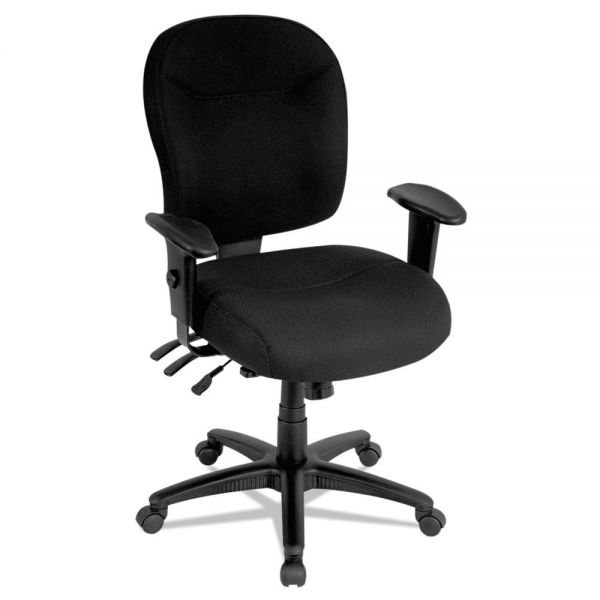 Alera Wrigley Series Mid-Back Multifunction Office Chair