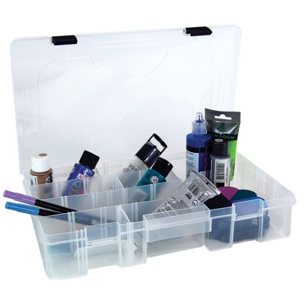 Creative Options Pro Latch Craft Utility Box