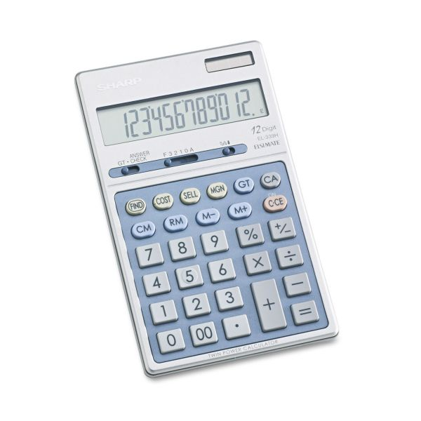Sharp EL339HB Desktop Display Calculator