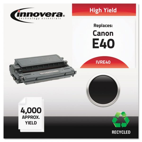 Innovera Remanufactured Canon E40 High-Yield Toner Cartridge