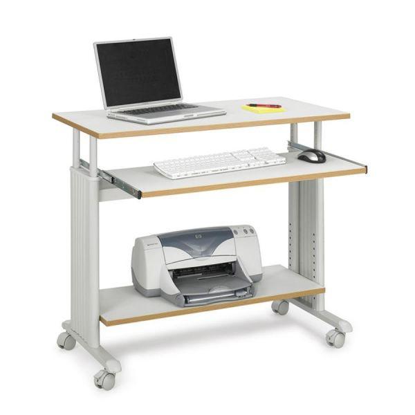 Safco Adjustable Height Workstation