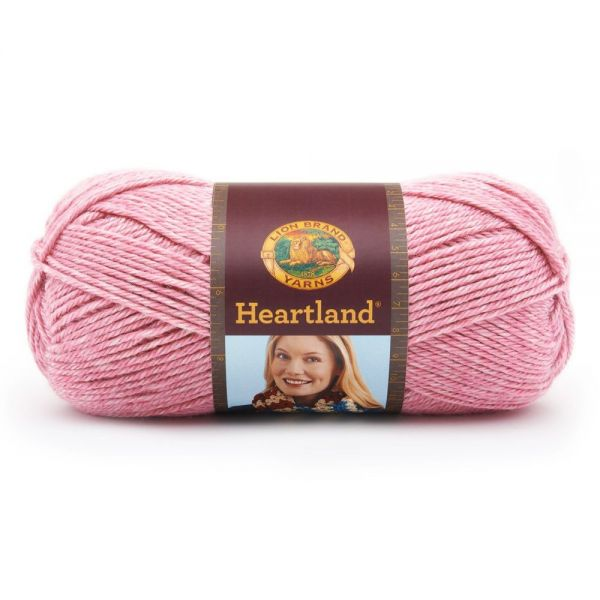 Lion Brand Heartland Yarn - Denali