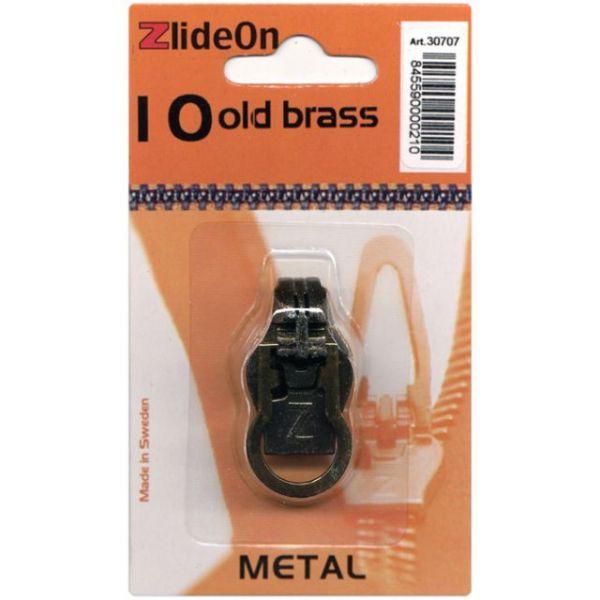 ZlideOn Zipper Pull Replacements Metal 10