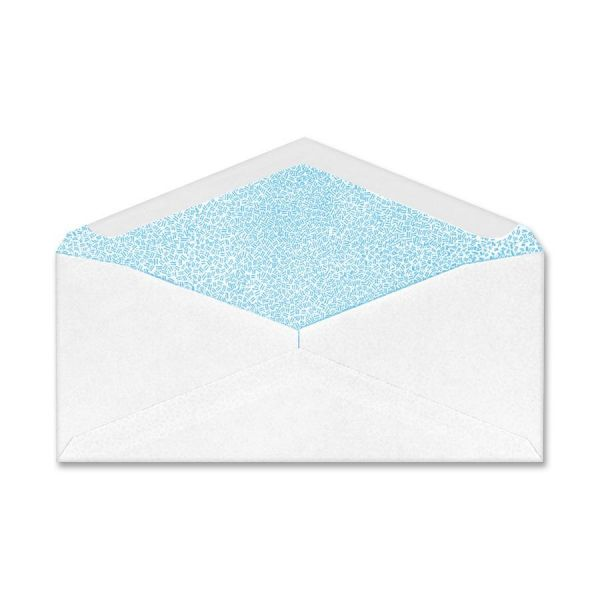 MeadWestvaco Columbian White Security Business Envelopes