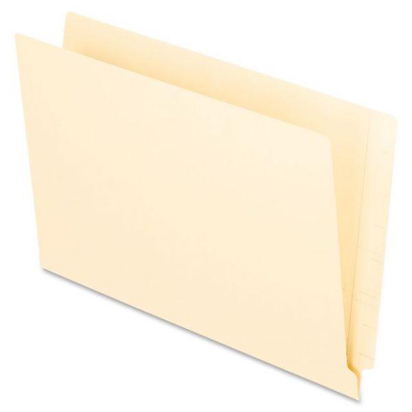 Pendaflex 2-ply End Tab Manila Folders
