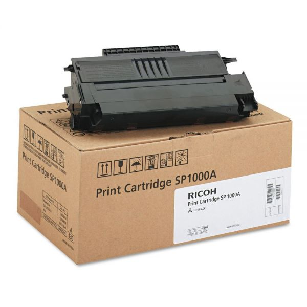 Ricoh SP1000A Black High Yield Toner Cartridge